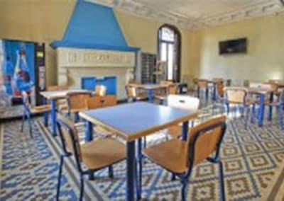 Salle Bleu