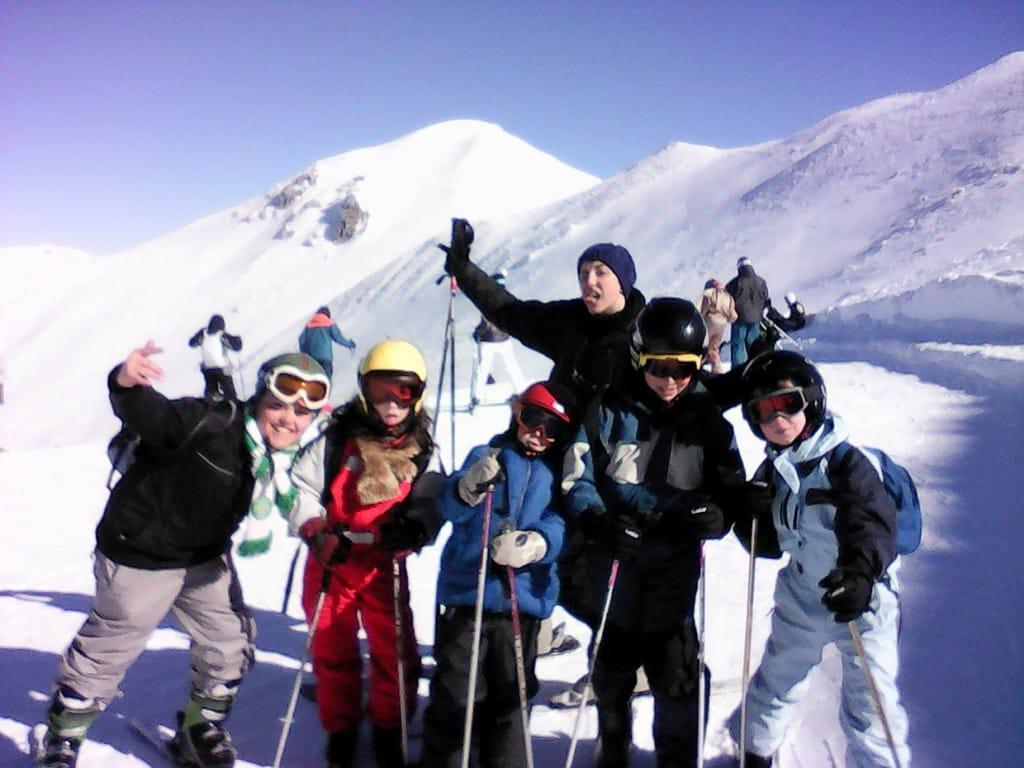 Skieurs 2015