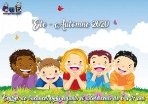 Couverture Brochure Ete 2020
