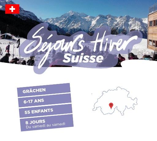 Séjours Hiver - Grächen - Suisse - Le Temps Des Copains - LTC