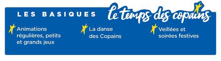 Les basiques - Séjours Hiver - Auvergne - La Bourboule - Le Temps Des Copains - LTC